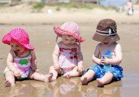 Precauciones que hay que tomar con los recién nacidos y el calor