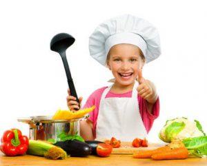 Como alimentar a su hijo en edad preescolar