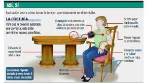 ¿Cómo medir la presión arterial? Las 10 reglas de oro
