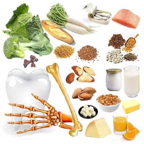 Minerales en nuestra dieta calcio macromineral - Alimentos naturales ricos en calcio ...