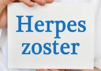 CH Salud: qué es el herpes zóster