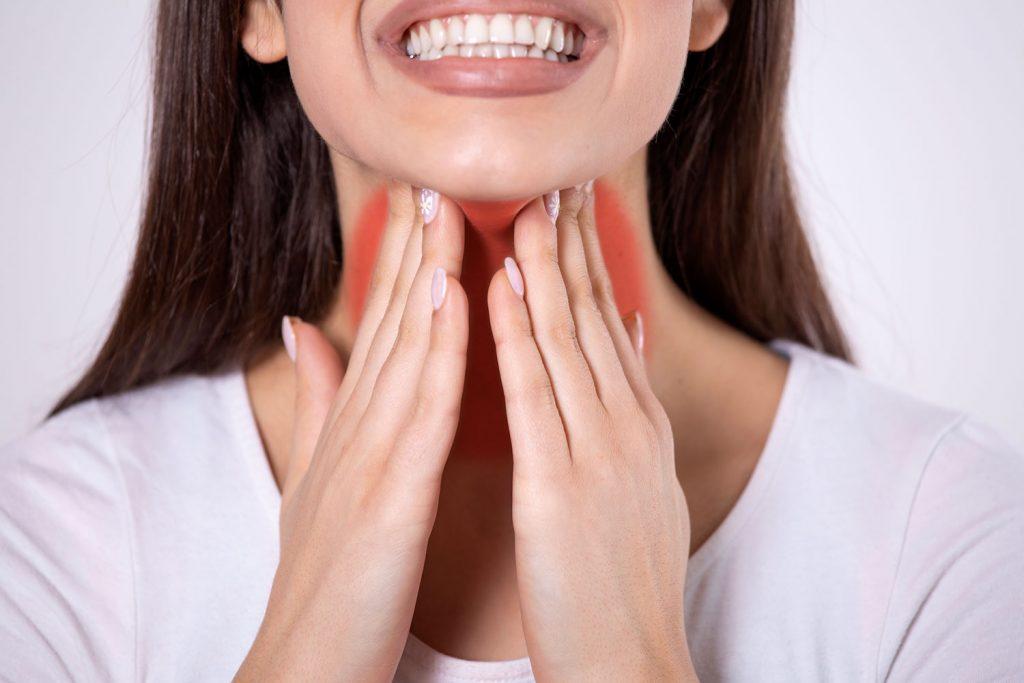 CH Salud: síntomas de la faringitis